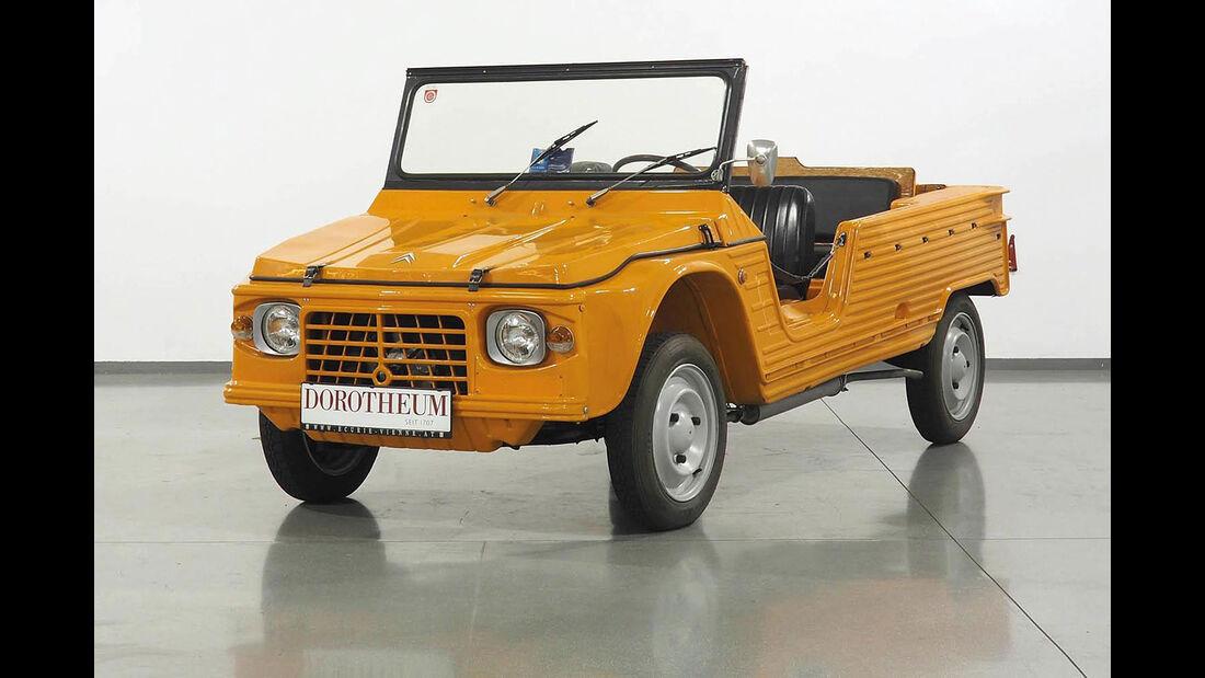 Classic Expo 2018 Auktion Dorotheum Mercedes 280 SLC