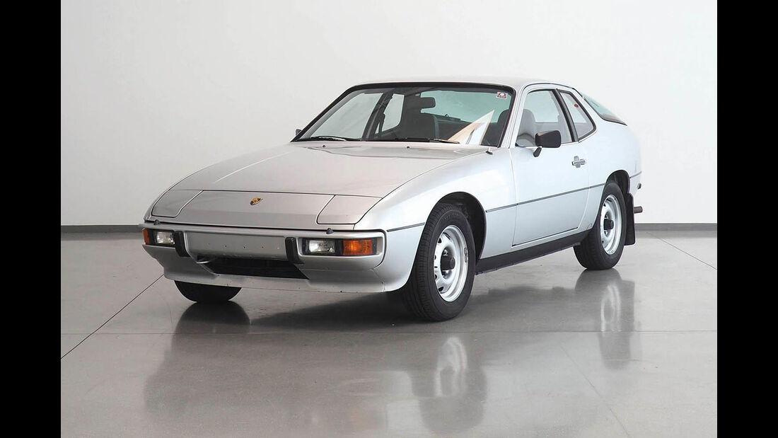 Classic Expo 2018 Auktion Dorotheum Porsche 924