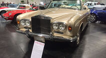 Classic Expo 2018 Auktion Dorotheum Rolls-Royce  Silver Shadow Drophead Coupe