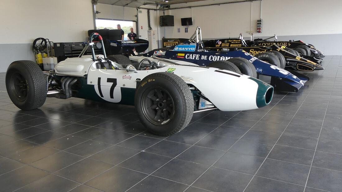 Classic F1-Cars - Formel 1 - GP Frankreich - 17. Juni 2021