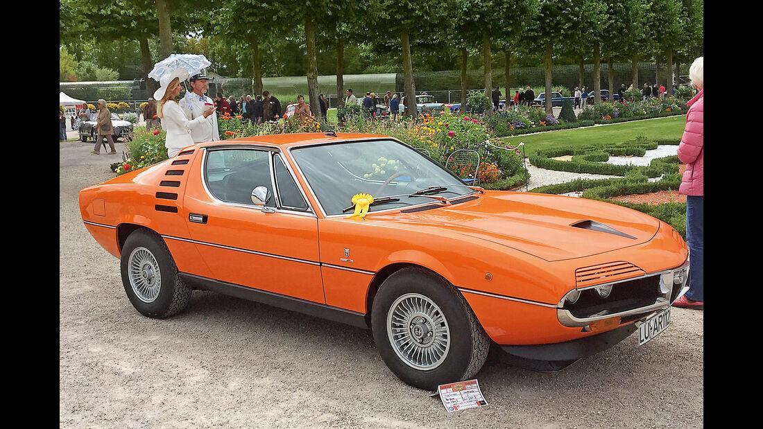 Classic Gala, Schwetzingen, Alfa Romeo Montreal