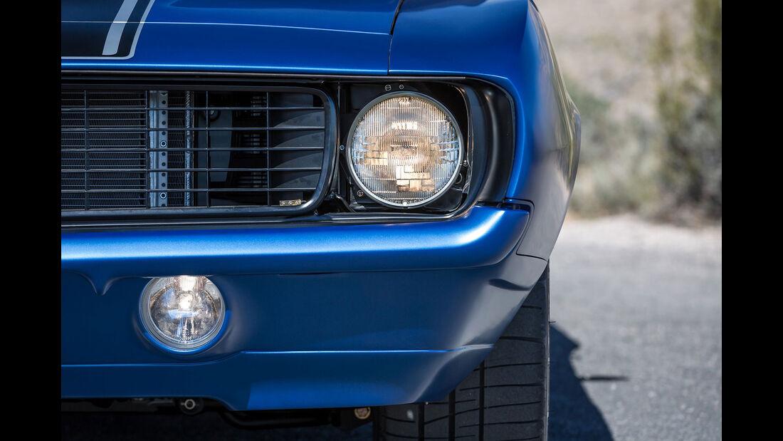 Classic Recreations 1969 Chevrolet Camaro Sema 2015