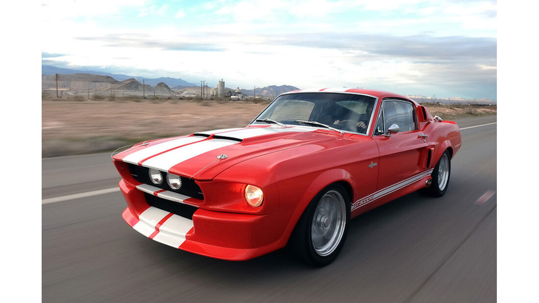 Classic Recreations Shelby GT500