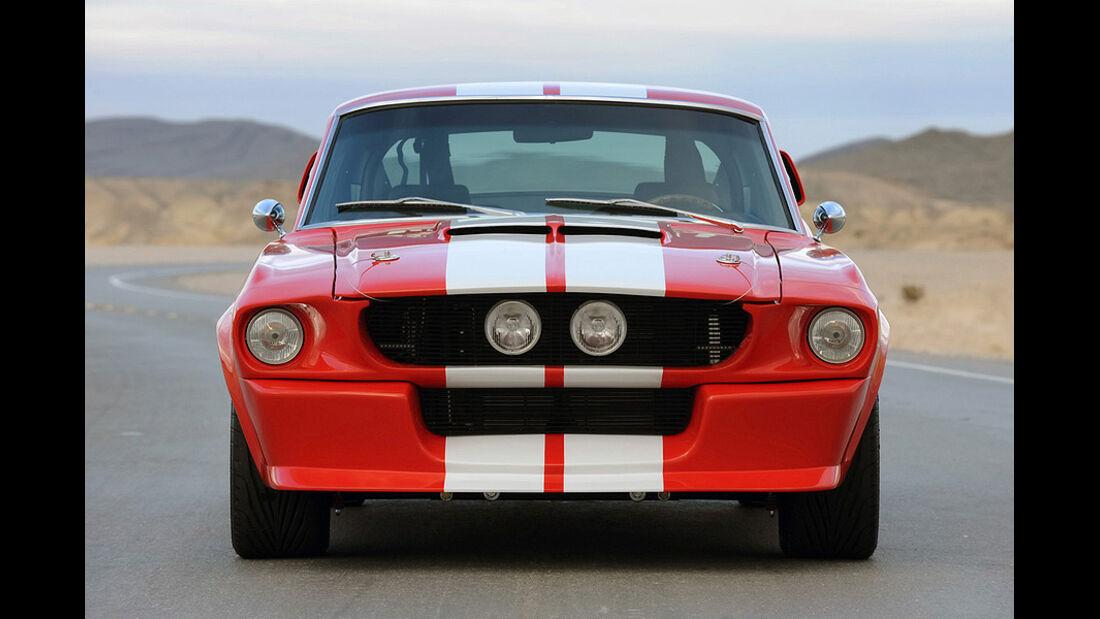 Classic Recreations Shelby GT500 von vorne