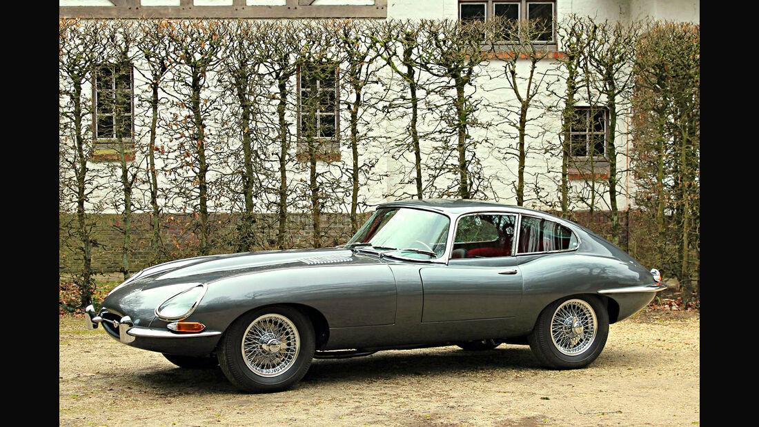 Classic Trader Top 15 Platz 12 Jaguar E-Type