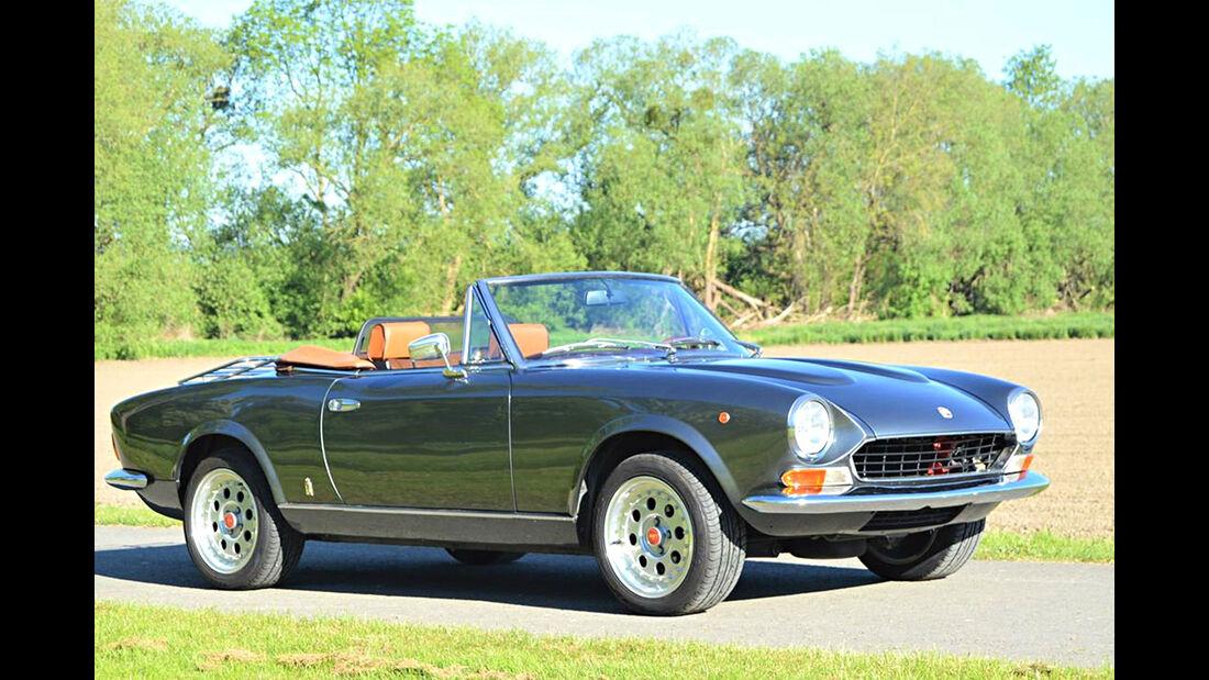 Classic Trader Top 15 Platz 14 Fiat 124