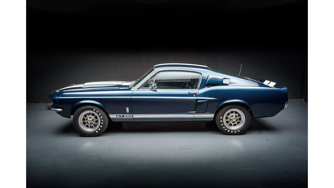 Classic Trader Top 15 Platz 3 Ford Mustang