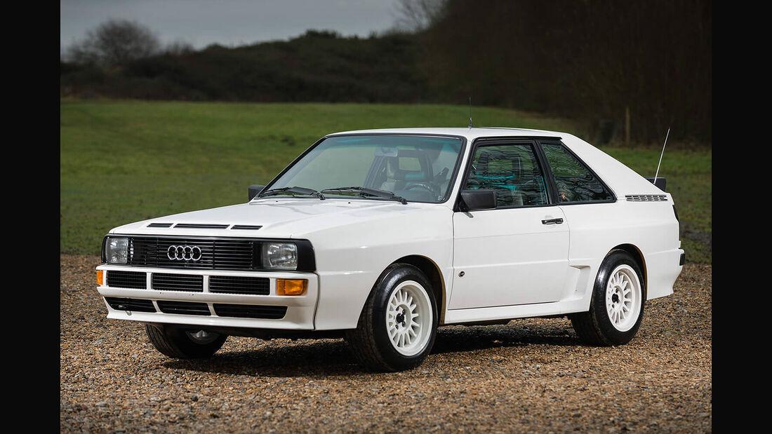 Classic Trader Top 15 Platz 6 Audi Quattro