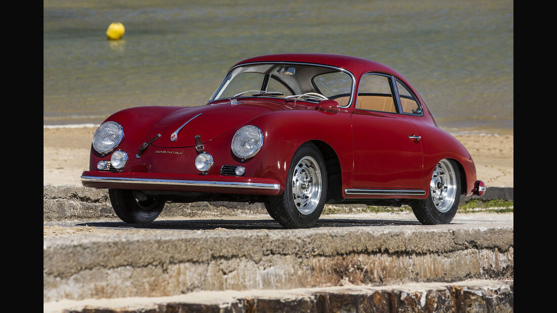 Classic Trader Top 15 Platz 7 Porsche 356