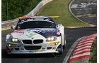 Claudia Hürtgen im BMW Z4