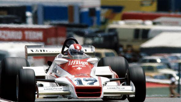 Clay Regazzoni - Shadow DN9 - GP Spanien 1978 - Jarama