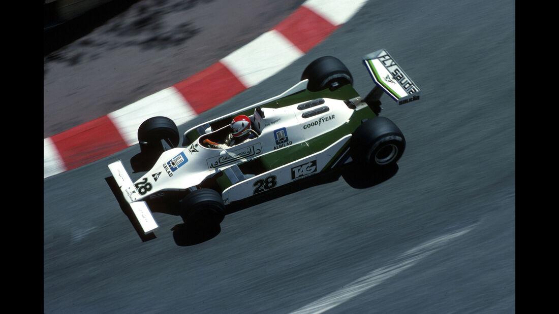 Clay Regazzoni - Williams-Ford FW07 - GP Monaco 1979