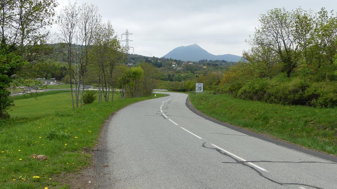 Clermont Ferrand - Rennstrecke - Aktuelle Fotos