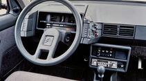 Cockpit 80er Citroën BX