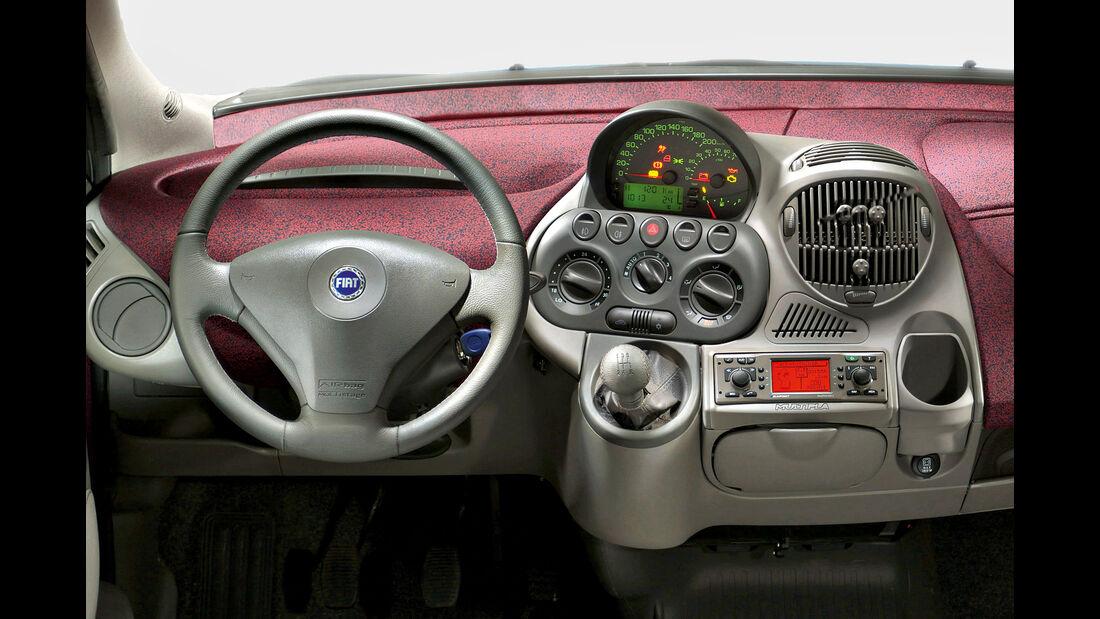 Cockpit 80er Fiat Multipla