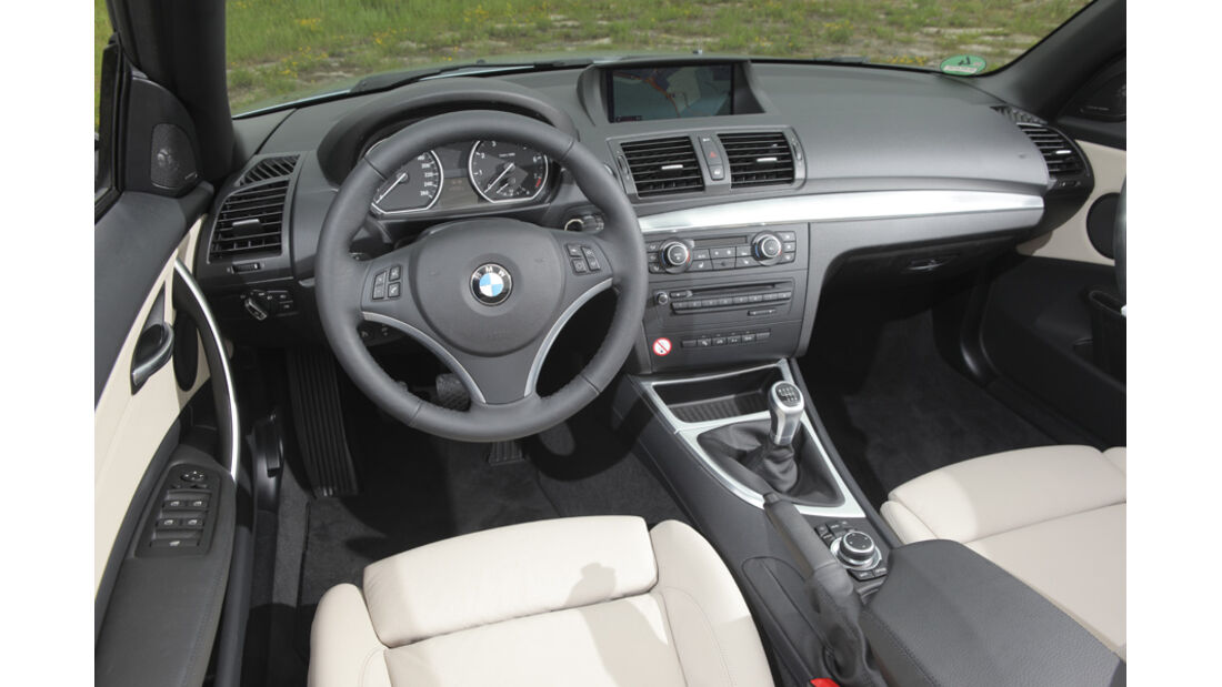 Cockpit BMW 120i