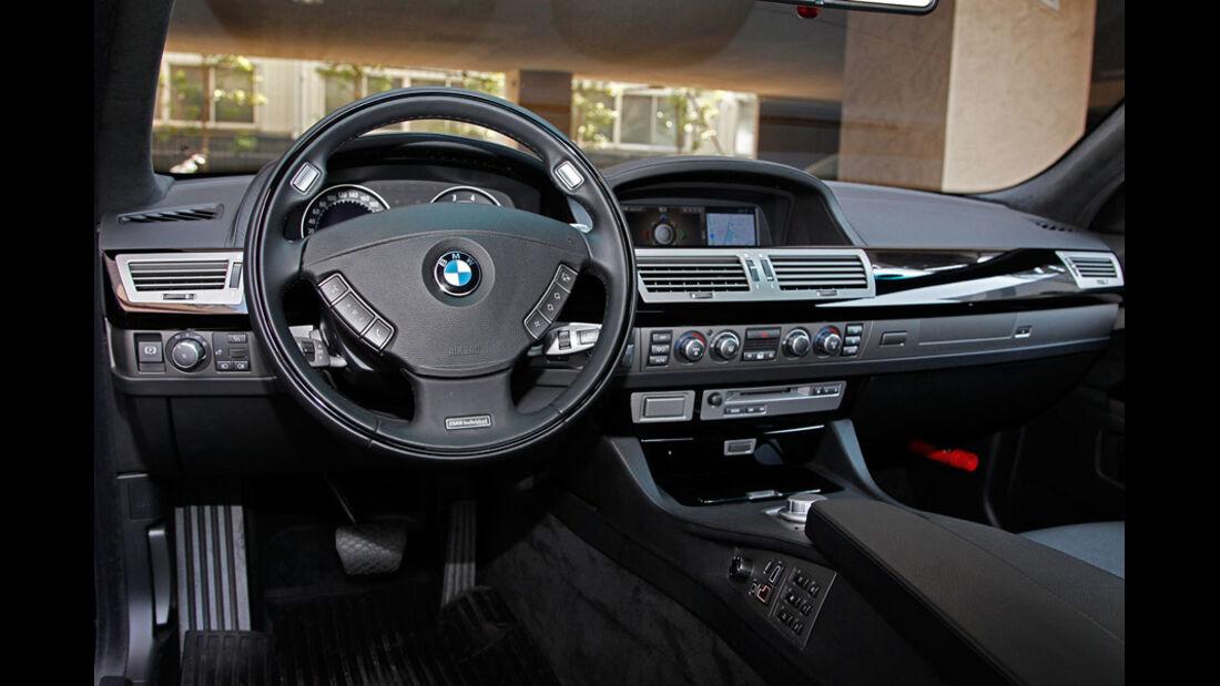 Cockpit BMW M7