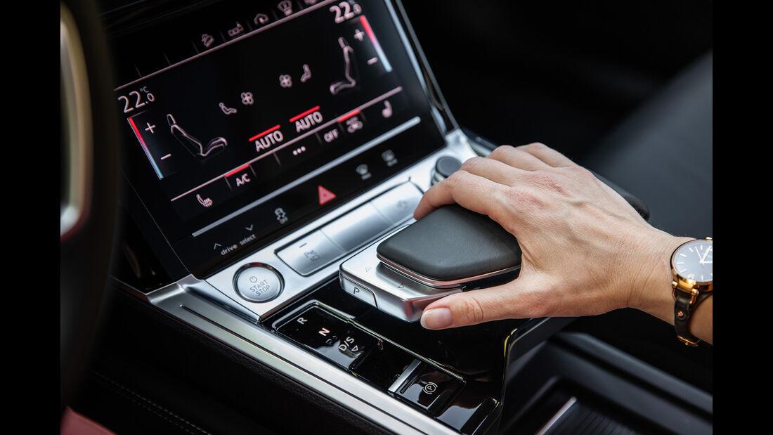 Cockpit-Check Audi E-Tron Quattro
