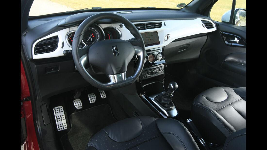 Cockpit, Citroen DS3 THP 150