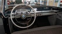 Cockpit, Opel Rekord, Lenkrad