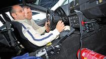 Cockpit, Renncockpit