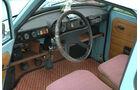 Cockpit Trabi