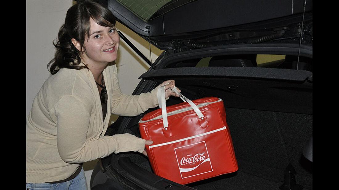Cola-Tasche
