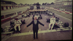 Colin Chapman - Classic Team Lotus - Lotus Workshop - Werkstatt - Hethel - England