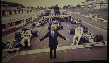 Colin Chapman - Classic Team Lotus - Lotus Workshop - Werkstatt - Hethel - England