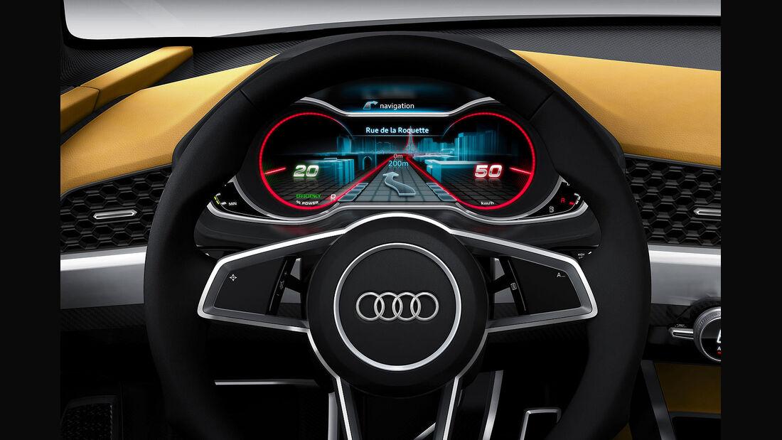 Concept Car Audi crosslane coupé