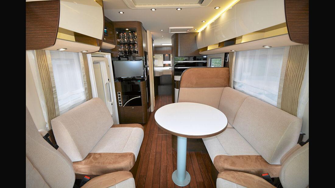 Concorde Credo, Caravan Salon 2014