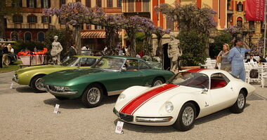 Concorso d Eleganza Villa d Este 2010, Alfa Romeo Giulia 1600 TZ2 Pininfarina (1965)