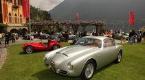 Concorso d Eleganza Villa d Este 2010, Alfa Romeo, Zagato 1900SS (1956)