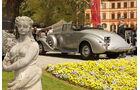 Concorso d Eleganza Villa d Este 2010, Packard 1507 (1957) mit V 12 Motor