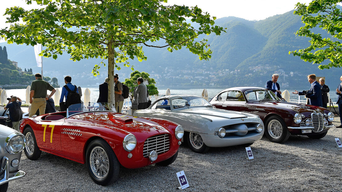 Concorso d'Eleganza Villa d'Este (2019) Impressionen