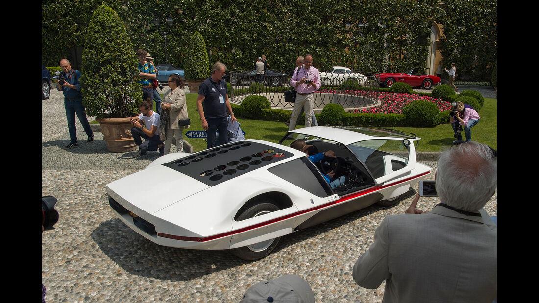 Concorso d'Eleganza Villa d'Este (2019) Pininfarina Modulo
