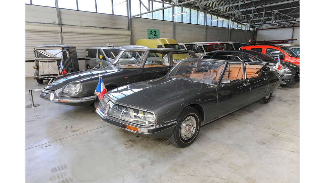 Conservatoire Citroen Rallye