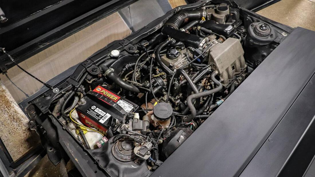 Consumer Car Kunstobjekt Schachtel Auto Joey Ruiter