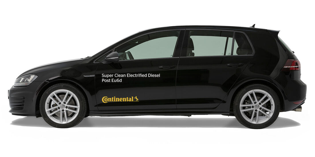 Continental Abgasreinigung Diesel