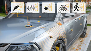 Continental Contact Sensor System (CoSSy)