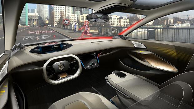 Continental Integrated Interior Plattform IAA 2017