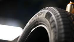 Continental Reifen PET-Recycling