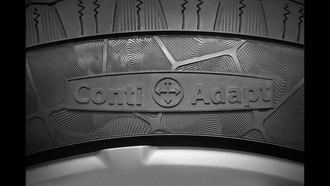 Continental Reifenkonzept IAA 2017 ContiAdapt