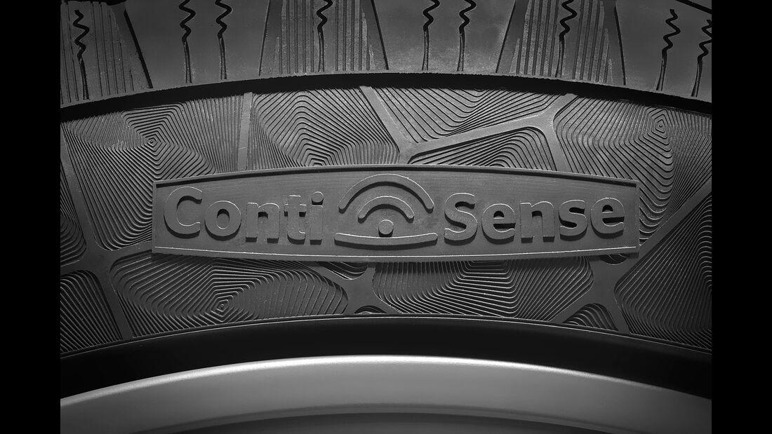 Continental Reifenkonzept IAA 2017 ContiSense