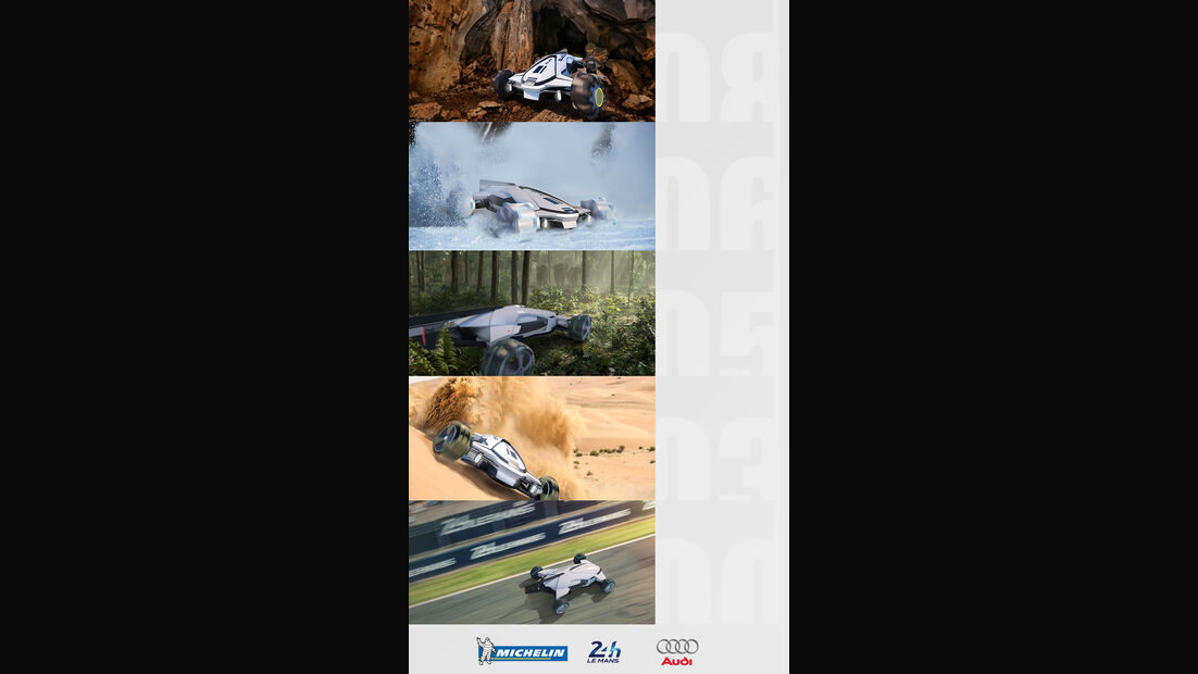 ConverT - Le Mans 2030 - Michelin Challenge Design - Motorsport