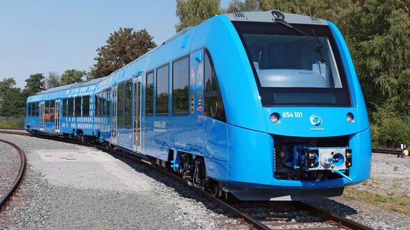 Coradia iLint: Alstoms emissionsfreier Zug