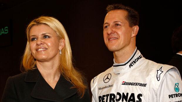 Corinna & Michael Schumacher - 2010