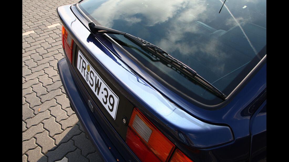 Corrado G60, Diffusor