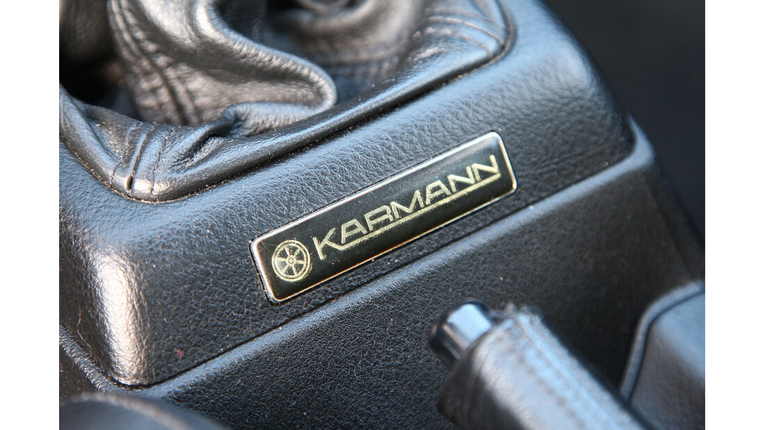 Corrado G60, Karmann Logo
