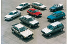 Corrado G60, Modellfamilie VW